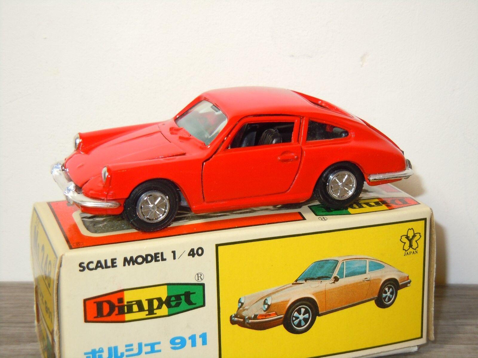 bajo precio Porsche 911 Coupe van Diapet Yonezawa Juguetes 248 Japan 1 1 1 40 in Box 26660  liquidación hasta el 70%