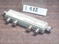 HP 777D DUAL DIRECTIONAL COUPLER 1,9 to 4GHz 20dB *I988