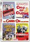 Carry On Collection Vol.2 (DVD, 2008, 4-Disc Set, Box Set)