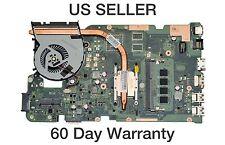 Asus X555LD Laptop Motherboard Intel i5-5200U 2.2Ghz CPU 69N0R9M31B04