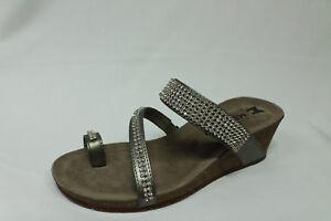 Ciabatte-sandali-infradito-con-zeppa-Mephisto-Milly-argento-listino-135-20