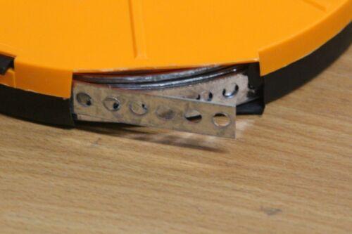 eppaiss 12mm en 10m de long NEUF : BANDES PERFOREES L12 0.8mm  // SPIT 064320