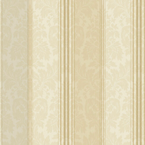 York Wide Clarence Stripe Wallpaper  256344  per Double Roll