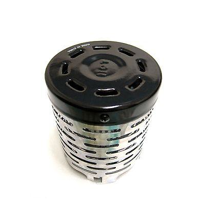 KL Tech Portable Gas Heater Cap Mini Stove Gas Burner Fishing Camping Outdoor
