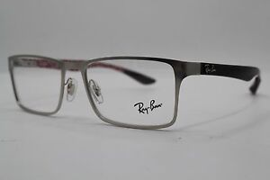 NEW-RAY-BAN-RB-8415-2538-RED-AUTHENTIC-EYEGLASSES-RB8415-53-17