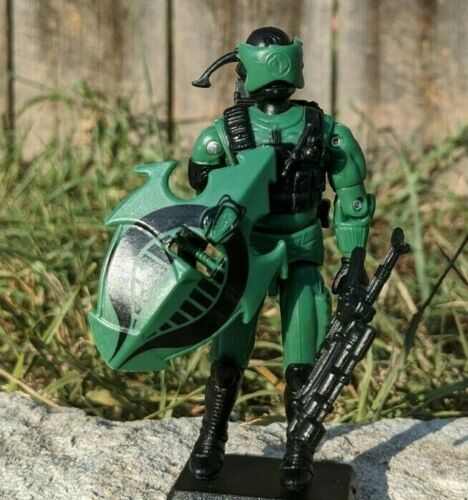 2018 G.I Joe Black Major customs Cobra Nocturnal Alley Viper complete
