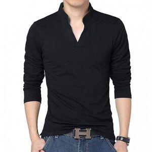 LionRoar Black Polo T Shirts Men Full Sleeves mens polo tshirts | eBay