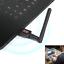 Wireless-WiFi-USB-Receiver-Booster-Laptop-Desktop-PC-Network-LAN-Adapter-Antenna thumbnail 2