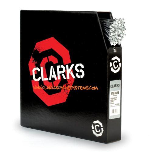Dispenser Box Clarks MTB//Hybrid Galvanized Inner Brake Wire Barrel Nipple