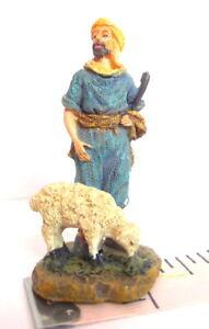 Grandeur-Noel-Miniature-Sheperd-and-sheep-Bethlehem-Village-Christmas-2003