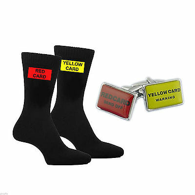 Stout Beer Cufflinks and Socks Gift Set X2N136+X6N102