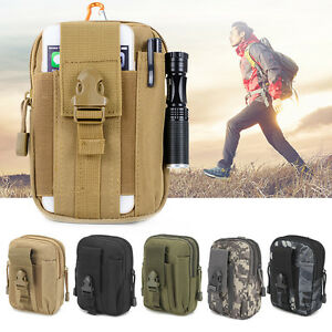 f2544572e3 Image is loading Tactical-Holster-Military-Molle-Hip-Waist-Belt-Bag-