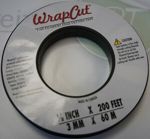 60m-0-33-m-WrapCut-Cutting-Schneide-Tape-fuer-Car-Wrapping-Wrap-Cut-Tape