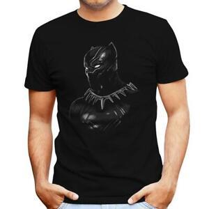 Marvel-Comics-Black-Panther-Men-039-s-T-Shirt