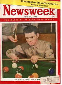 1948-Newsweek-June-14-The-New-Ford-Diego-Rivera-Irving-Berlin-TV-Palestine