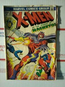 X-MEN-91-MARVEL-COMIC-1974-NICE-XMEN-X-MEN-91