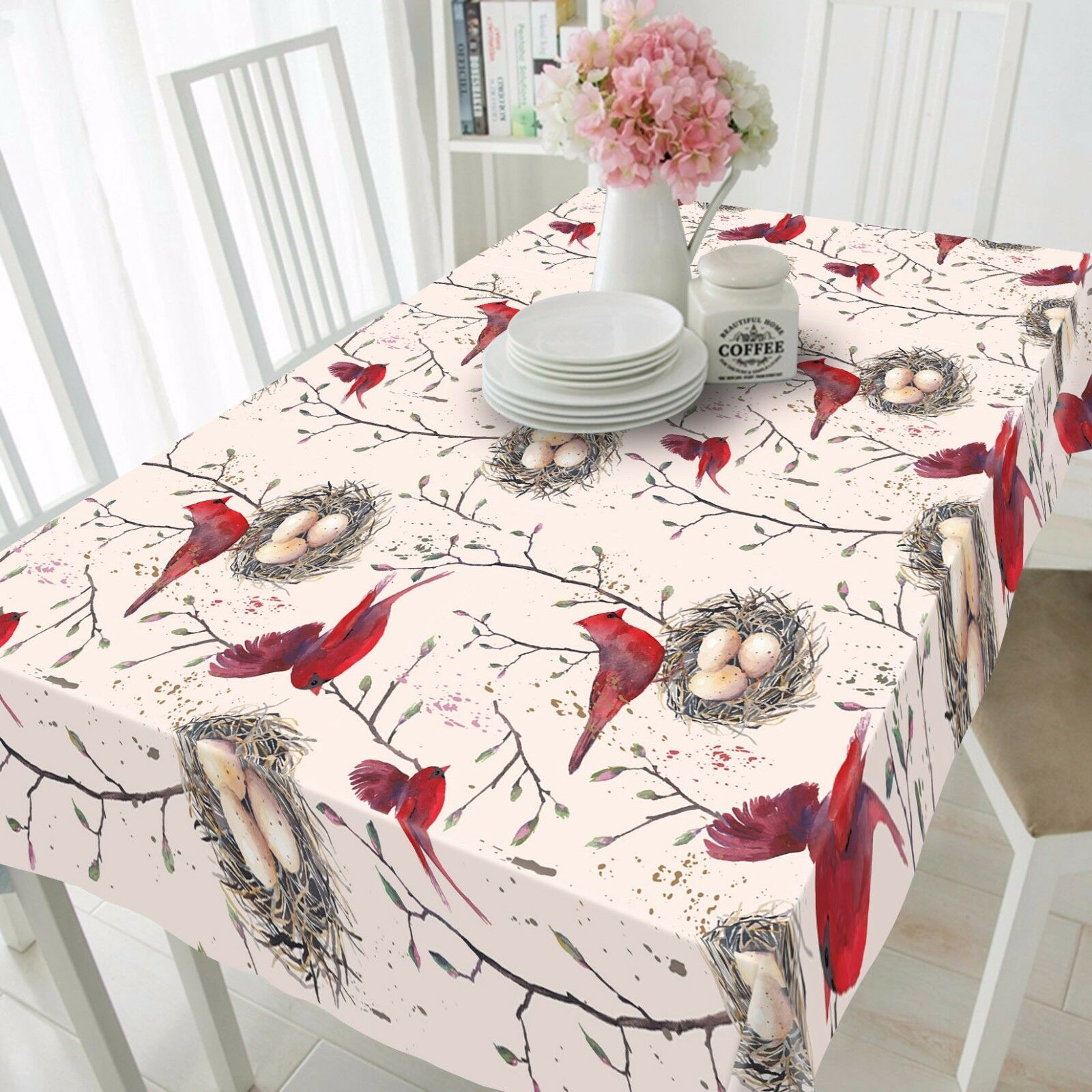 3D Bird egg 33 Tablecloth Table Cover Cloth Birthday Party Event AJ WALLPAPER AU