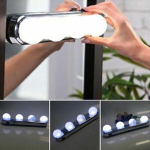 Studio Make Up Mirror Front Light Portable Vanity Lights