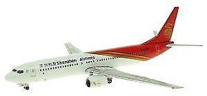Boeing 737 -97L Shenzhen Airlines 1 400 Divers