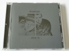 Pet Shop Boys Ultra Rare Special 96 Japan Promo PCD-0766