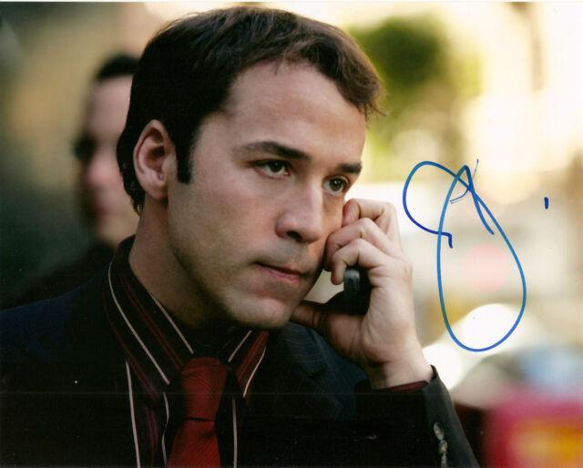 Jeremy Piven Signed Autographed 8x10 Photo COA
