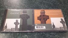 CELTIC VOICES CD One (1) Northsound Music Blue LIne Music label Factory Sealed