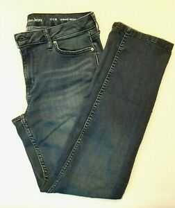 Ladies-Calvin-Klein-Ultimate-Blue-Jeans-12-X-30