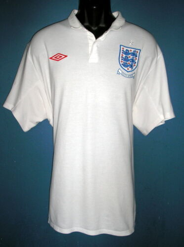 2010 England Home Football Shirt XXLarge World Cup South Africa