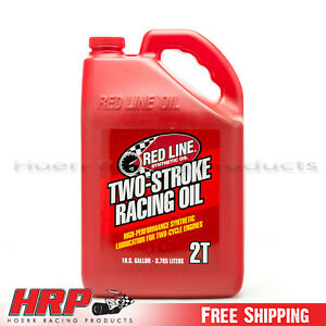 Red Line 40605 Two-Stroke Racing Oil -1 Gallon