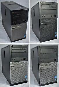 Dell Optiplex XE2, 9020, 9010, 390 mit i3, 4GB RAM, 1x HDD Caddy