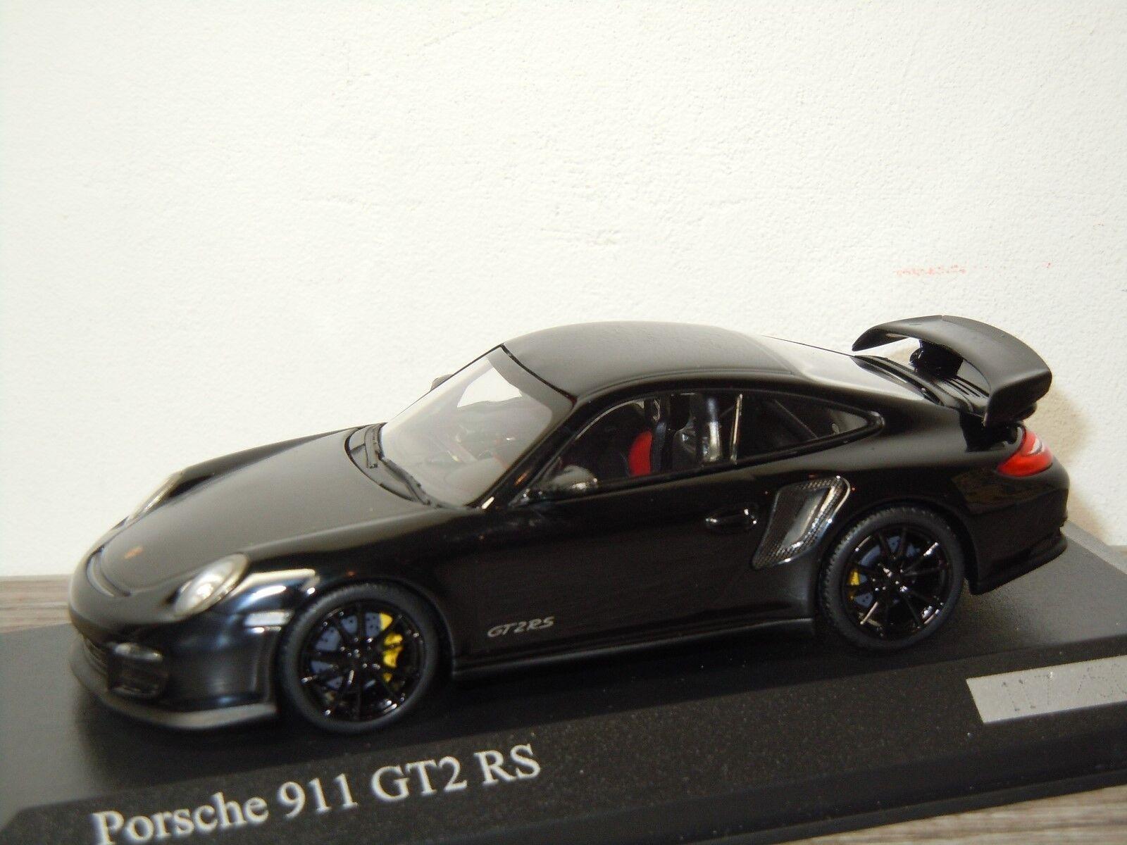 Con precio barato para obtener la mejor marca. Porsche 911 997 II II II GT2 RS - Minichamps 1 43 in Box 30318  venta mundialmente famosa en línea