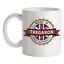 Made-in-Tregaron-Mug-Te-Caffe-Citta-Citta-Luogo-Casa miniatura 1