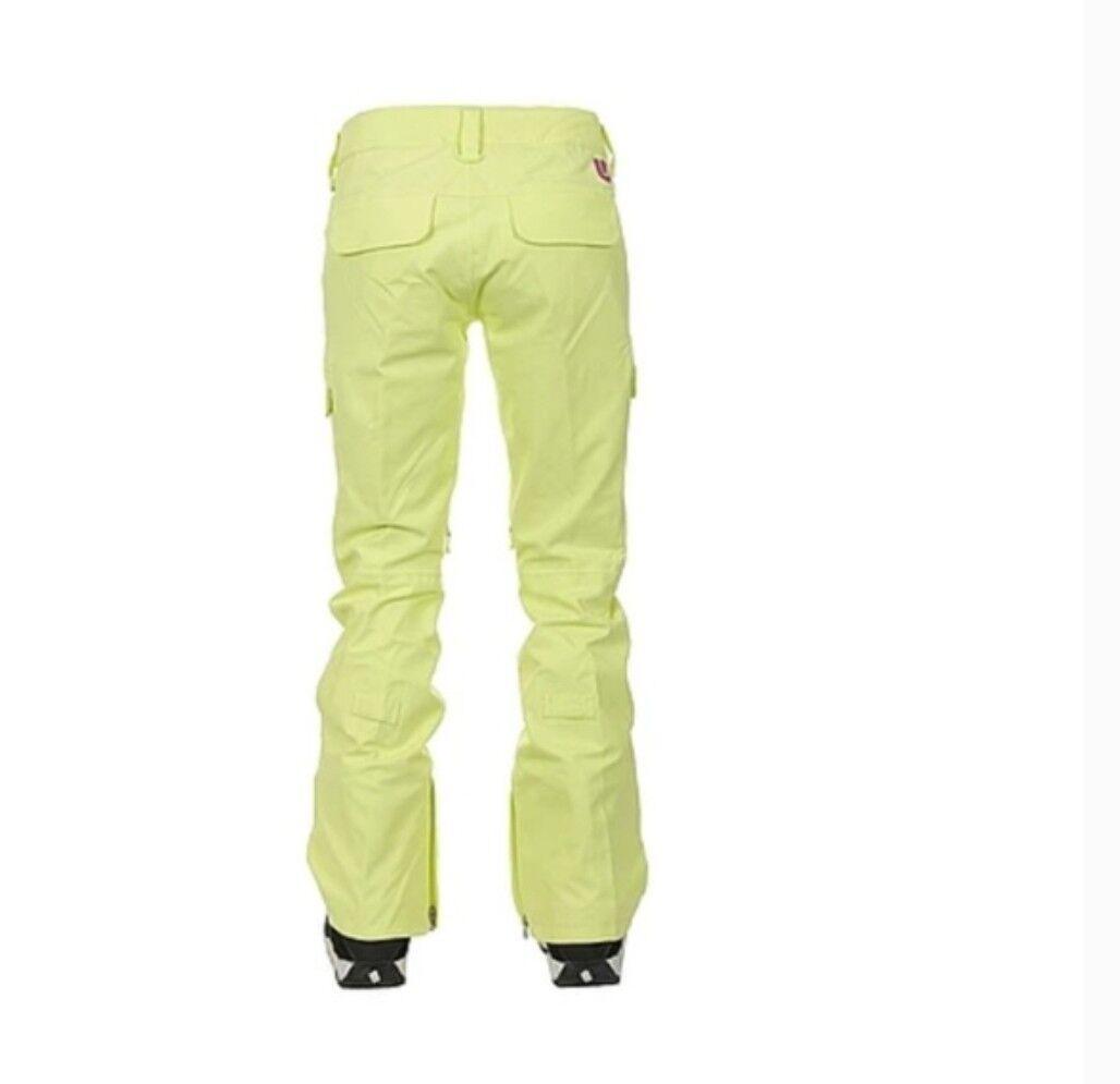 Burton  Gloria Pants lime   Winterhose Skihose Snowboardhose Snowboardhose Snowboardhose Schneehose 5d95be