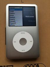 Apple iPod Classic 160gb 7th Generation Fully Working And Tested