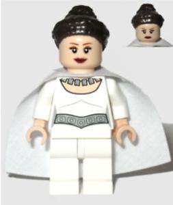 Ceremonial 2012 Model Lego Star Wars Princess Leia