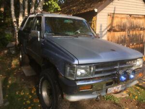 1988 Toyota 4-Runner SR5