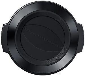 New-Olympus-LC-37C-Black-Auto-Open-Lens-Cap-For-M-ZUIKO-14-42mm-EZ-US-SELLER