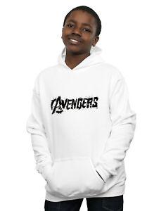 Marvel-Ninos-Avengers-Logo-Distressed-Capucha