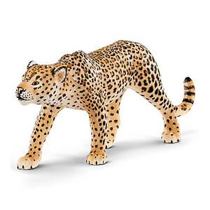 Schleich 2003 Leopard Animal Figure Germany Animals & Nature Science & Nature