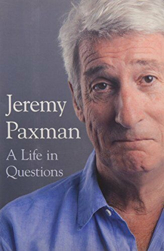 A Life in Questions,Jeremy Paxman- 9780008201531