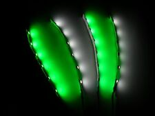 RC White and Green Underglow 3528 LED Strip Lights Superbright FPV Quadcopter