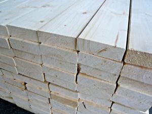 40/120 mm KVH Bauholz Latten trocken gehobelt  4 x 12 cm Holz Kantholz C24 S10