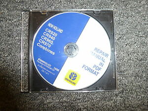 new holland models cr920 cr940 cr960 cr970 combine shop service rh ebay com