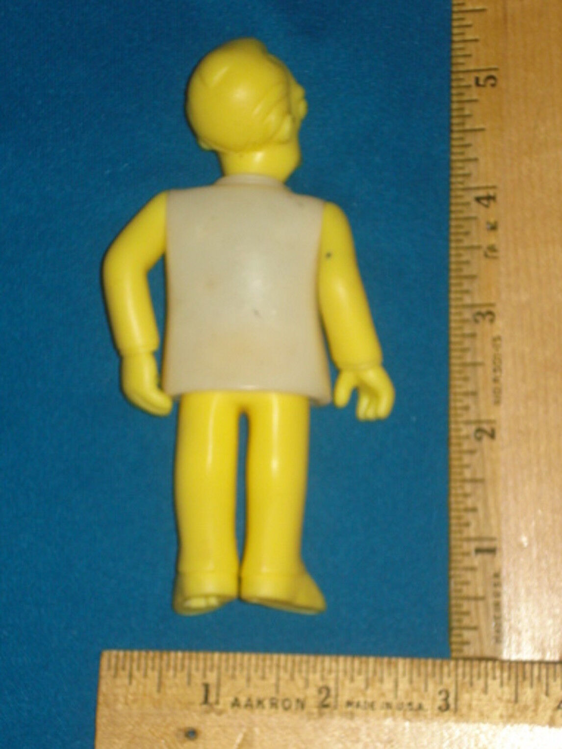 Prossootype Test Shot Figure Playmates Simpsons 2002 Gil Gil Gil (Version 3 -V3) Wave 11 6a80e8