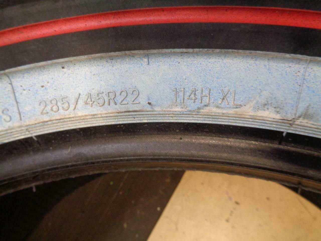 12 Vogue Tyre Custom Built Radial XII Red Stripe 12/125r12 1112h XL A/s Tires
