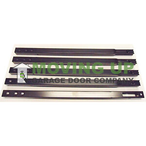 Chamberlain 41a5665 Square Rail Assembly Garage Door