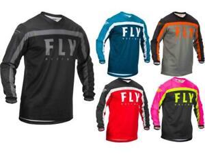 Fly Racing F-16 Adult Kids Youth Riding Jersey Shirt Motocross Mx Bmx Atv