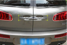 For MINI Cooper Clubman F54 Grey Union Jack UK Car Rear Door Truck Handle Cover