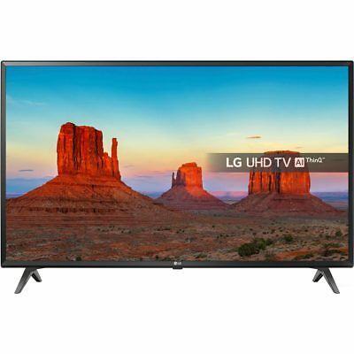 LG 43UK6300PLB UHD 43 Inch 4K Ultra HD Smart LED TV 3 HDMI