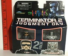 Minimates Single Pack Terminator 2 Mi-humaine Terminator DSAP 1094